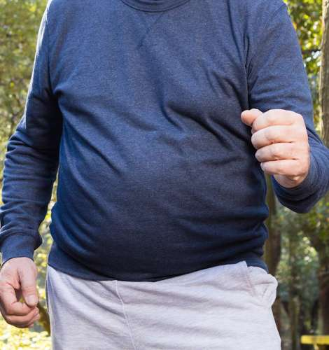 Exercise benefits can outweigh health effects of obesity