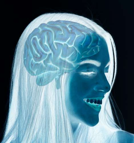 More brain activities more aroused…in women