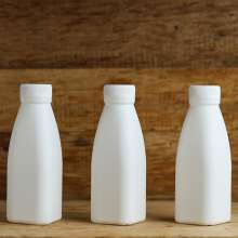 Which milk – soy, almond, rice, coconut, or cow's?